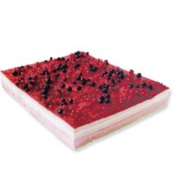 Plancha Yogurt-Frutas del Bosque