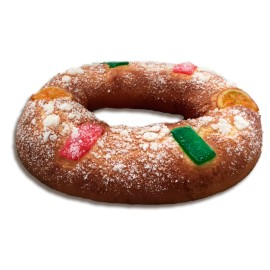 Roscón de Reyes Grande