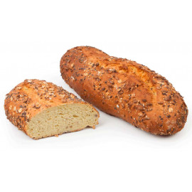 Hogaza de maiz 6% con semillas 17%