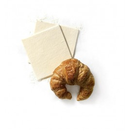 Placa Masa Croissant 12 x 12 (Cuadros)